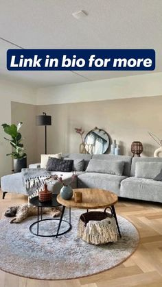 Living Room On A Budget, Living Room Grey, Small Living Rooms, Living Room Modern, Interior Design Living Room, Rugs In Living Room, Cozy Living, Living Room Decor Grey And White, Apartment Living Rooms