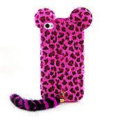 Flokker Leopard Print Cat Med Tail Designet t... – NOK kr. 43