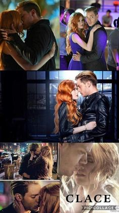 Clary Et Jace, Clary Fray, Shadowhunters Tv Series, Shadowhunters The Mortal Instruments, Beautiful Stories, Beautiful Men, Dominic Sherwood, Cassandra Clare Books, Jace Wayland