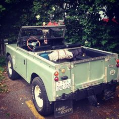 1972 Land Rover Series 3