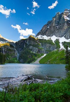 Wish List: Cabinet Mountains Wilderness, Mont.