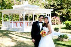 Barcelo Bavaro Beach Resort Weddings Location Gazebo Garden View