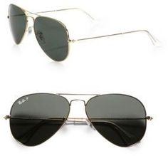31da71a2fded4 Ray-Ban - Original Polarized Aviator Sunglasses