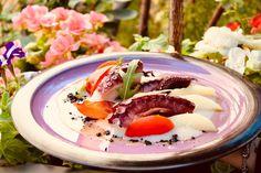 E perchè no...potreste gustarlo nel nostro Giardino d'Inverno! Panna Cotta, Bar, Ethnic Recipes, Food, Dulce De Leche, Essen, Meals, Yemek, Eten