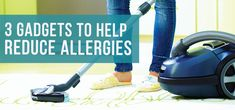 Technology can enhance virtually every aspect of your life, including your health! Here are some tech tools that can help keep your allergy symptoms at bay.