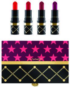 MAC x Nutcracker Sweet Holiday 2016 Collection - Nutcracker Sweet Red Mini Lipstick Kit