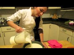 POSTRE: Pay de Queso frio! - YouTube