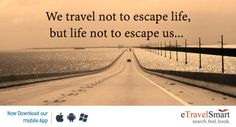it's again #monday We #travel not to #escape... | Book Bus Tickets Online With Great Discounts