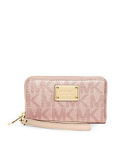 MICHAEL Michael Kors Large Multifunction Wallet and Phone Case
