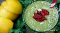 Orange Camu Camu Smoothie Recipe by Green Blender.