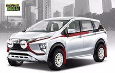 Modifikasi Mitsubishi Expander off road