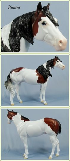 Bimini (Stock Horse) - Model Horses from Stone Horses
