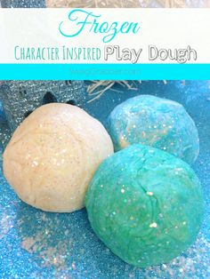 Frozen Character Inspired Play Dough - If you or your kids love the Disney's hit movie Frozen, you will love this Frozen inspired character play dough. A fun Frozen craft for kids or birthday party activity for any Disney Frozen lovers! Frozen Activities, Summer Activities For Kids, Frozen Birthday Activities, Frozen Party Games, Disney Activities, Winter Activities, Learning Activities, Crafts For Kids To Make, Kids Crafts