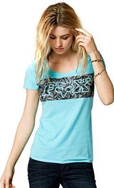 Fox Racing Girls Siren Scoop Short-Sleeve Shirt