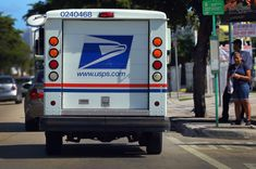 36 Best U S P S Mail Truck images in 2019 | Truck, Trucks, Mail center