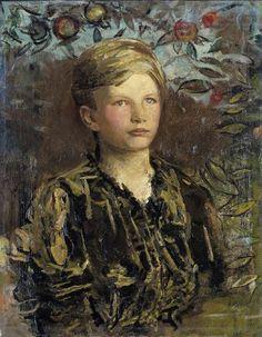 Abbott Handerson Thayer (1849 – 1921, American)