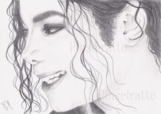 Michael Jackson - Love You More!!! by Pinselratte on DeviantArt