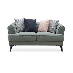布艺沙发 进口美国花旗松木框架+布艺软包 KS2133 多规格可选