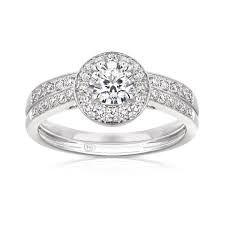I Really Like white gold engagement rings