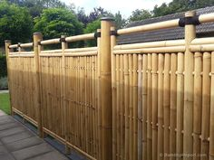 Linjosa Bamboo Fencing Panels