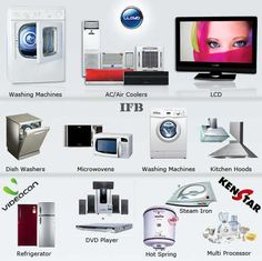 The best place to buy reasonable branded electronic appliances at first hand - Neel Enterprises