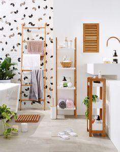 Kmart bathroom Styling : Jess Barnes