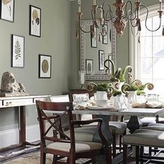 Miscellaneous - Benjamin Moore Creekside Green