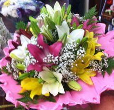 Envío de flores a hoteles y domicilio de Tenerife