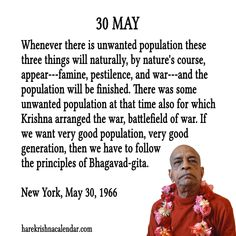 may month quotes prabhupada - Google Search
