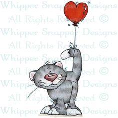 Kitty & Balloon - bjl