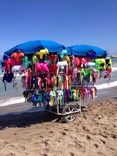 Cefalu , la spiaggia