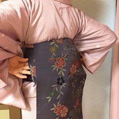 実はカンタン!着付け講師が「銀座結び」の手順を事細かく教えます! | Kimono-Shake Heart Origami, Kimono, Button Down Shirt, Men Casual, My Style, Mens Tops, Origami Hearts, Dress Shirt, Kimonos