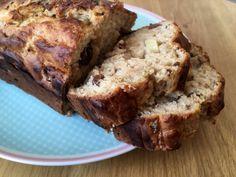 Kwarkcake met appel en noten! Een snel en makkelijk recept voor een heerlijk tussendoortje. Smakelijk!