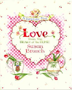 Susan Branch Love