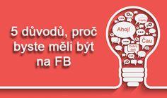 Facebook je skvělý marketingový nástroj, díky kterému dokonale poznáte Vaši cílovou skupinu. Výhody Facebok stránek pro Vaše podnikání na internetu.