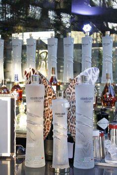 The Cavalli Restaurant & Lounge on the island of Ibiza, Spain.