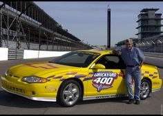 2001 Chevrolet Monte Carlo Brickyard Pace Car