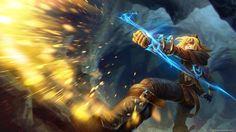 Ezreal League of Legends Fond d'écran HD 1920 x 1080