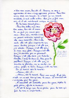 Le Petit Prince d' Antoine de Saint Exupéry - Le blog d' Anne Paingault