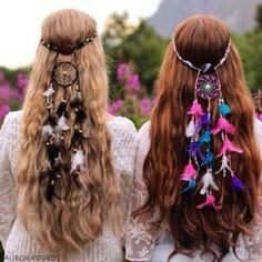 Dare to be different😂😂go to link in my bio for gorgeous stuff 🌼🌺#feathers#head#fashion#fashionista #Moonlightsociety#boho#bohemian#hippie#hippiestyle #hippievan #festive#festivals#good vibes#design#nails#hair#jewelry#clothes#moda#accessory#pretty#women#art#dream catchers#mandala