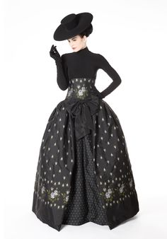 Austrian couture by Susanne Bisovsky, Vienna, Austria