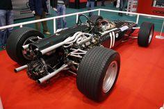 1967 BRM P83 - F1 Fanatic