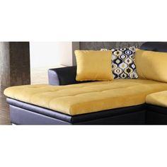 CAPRI - corner sofa bed