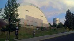 Kibbie Dome, Moscow, Idaho