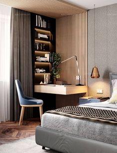 Ter um ambiente destinado aos estudos ou ao trabalho é importante em qualquer casa, mas vamos combinar que quase ninguém tem espaço suficiente para transformar um cômodo inteiro em escritório. A alternativa é...