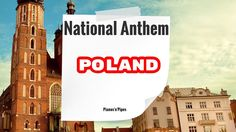 Anthem of Poland National Anthem, Videos, Poland, Youtube, National Anthem Song, Ignition Coil, Youtubers, Video Clip, Youtube Movies