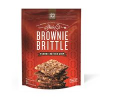 Brownie Brittle - Peanut Butter Chip 5oz Bag