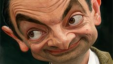 Funny Caricatures Of Famous Celebrities Caricature Drawings of Famous People Cartoon Faces, Funny Faces, Cartoon Art, Mr Bean Cartoon, Funny Face Drawings, Caricature Artist, Caricature Drawing, Funny Caricatures, Celebrity Caricatures
