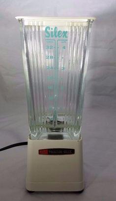 Vintage Proctor-Silex  Blender Glass Carafe Atomic Retro Mid Century  | Collectibles, Kitchen & Home, Kitchenware | eBay!