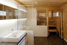 Kontio Pyry - Pesuhuone ja sauna